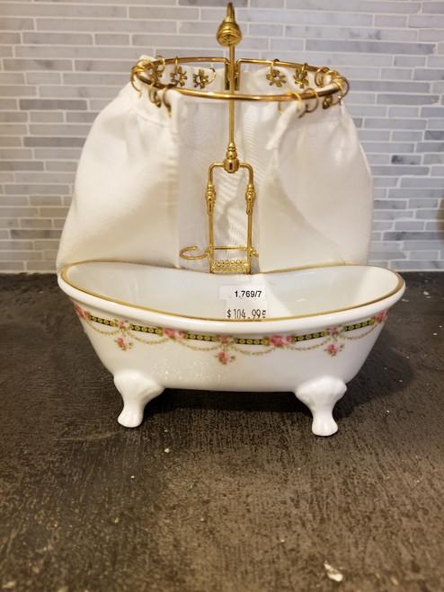 Reutter Porzellan - Victorian Rose Tub & Shower