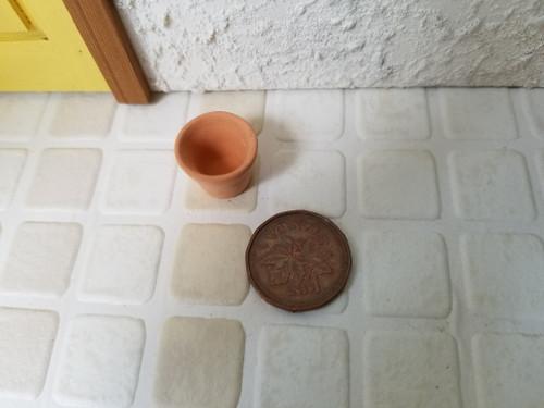Small  Clay Planter