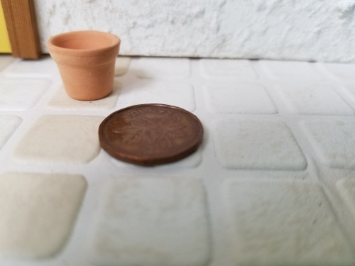 Medium  Clay Planter