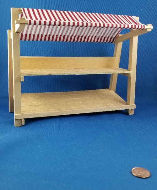 Market Stall - Assembled & Ready to Fill