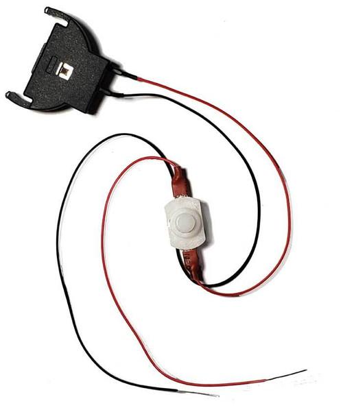 3v Battery Snap Switch Combo