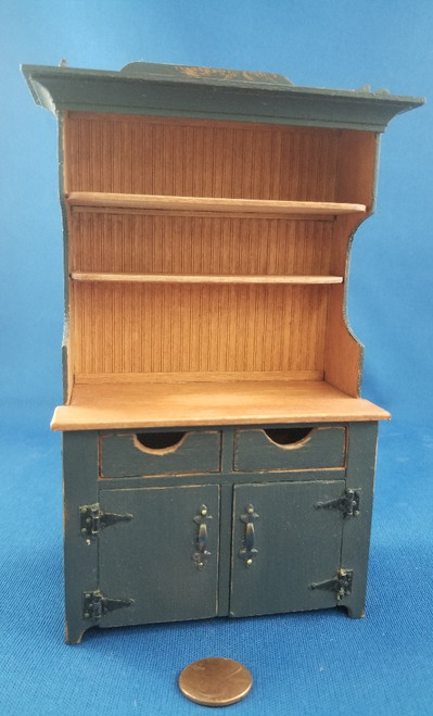 Country Cabinet by Artisan Roger Warren
