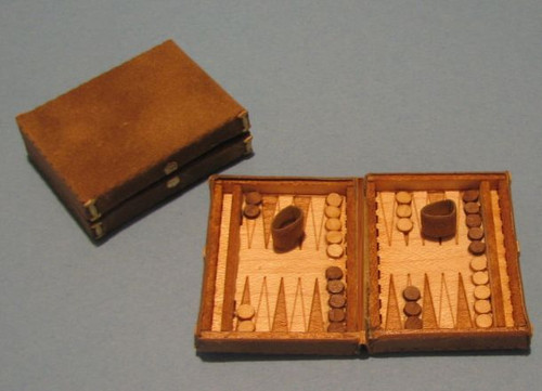 Backgammon Set Kit