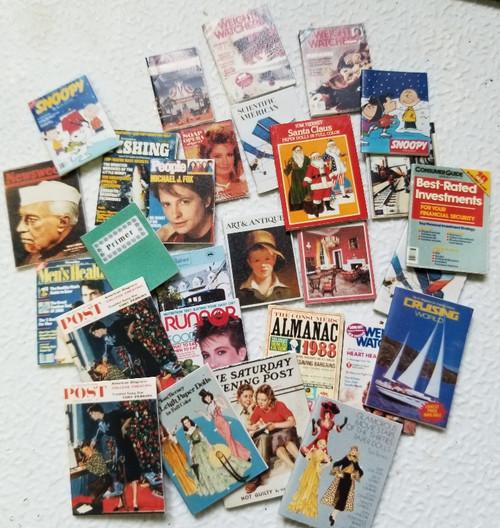 Magazine Assortment - One Dozen