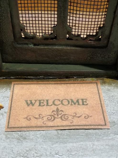 Welcome Mat - I