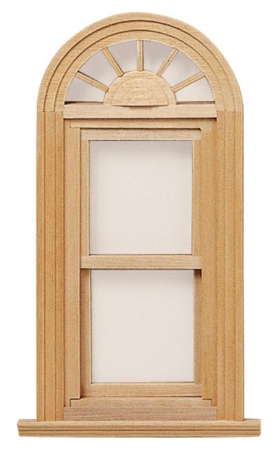 1/24 Scale Miniature Palladian Window