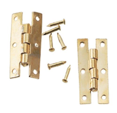 Set of Miniature Hinges (4)