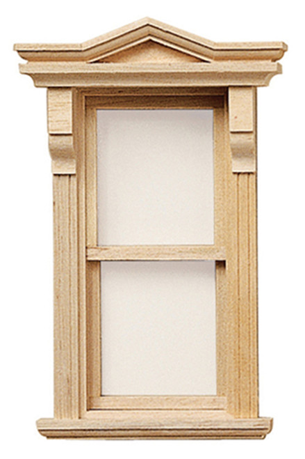 1/24 Scale Miniature Victorian Window
