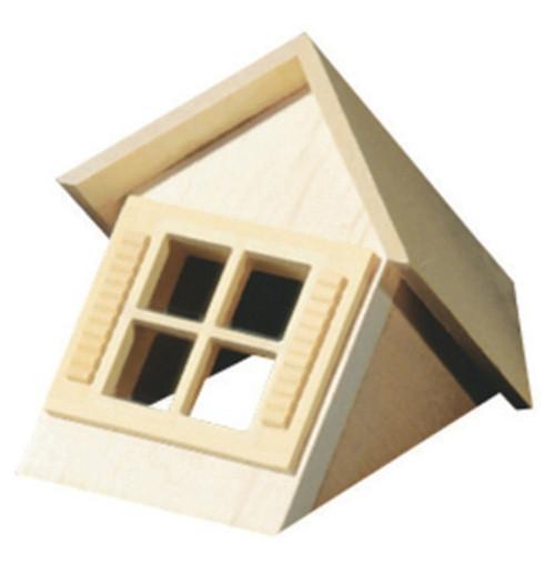 1/24 Scale Dormer Window