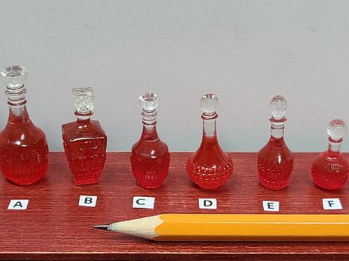 Miniature Wine Decanter