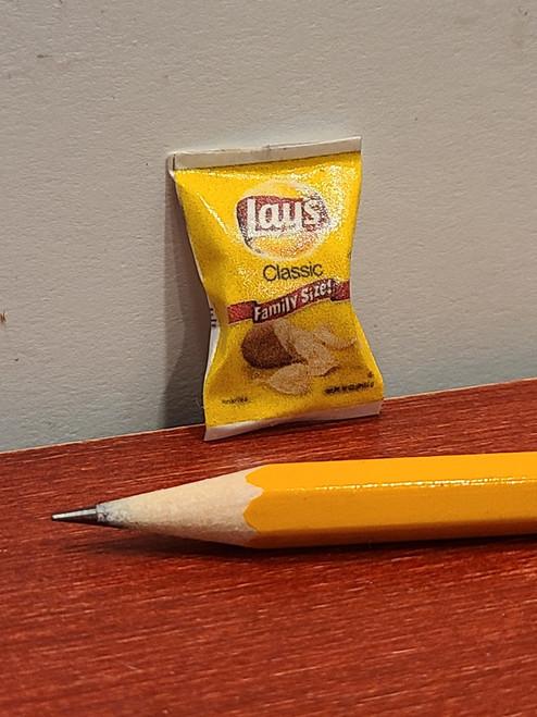 Miniature Bag of Chips - Plain