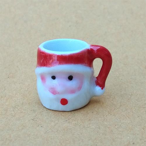 Miniature Christmas Santa Mug