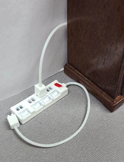 Miniature Power Bar & Plug