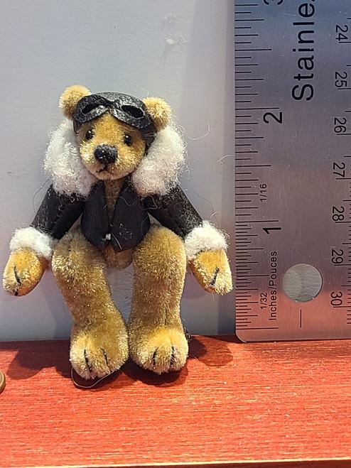 Pilot Teddy Bear