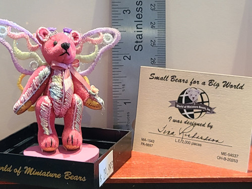 Butterfly Teddy Bear