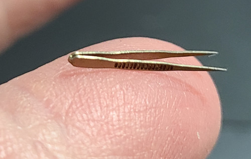 1/12 Scale Miniature Tweezers