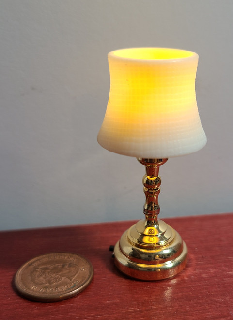 Battery Powered LED Table Lamp