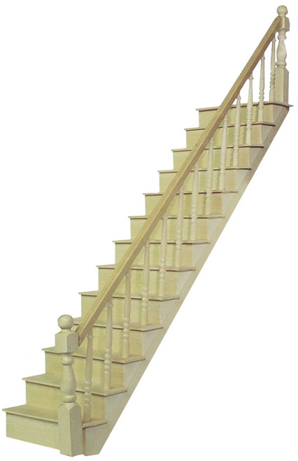 1/12 Scale Miniature Staircase