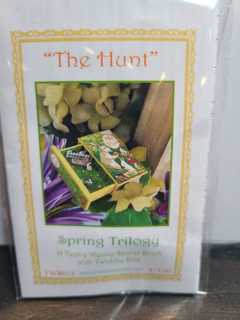 """1/4"""" Scale (1/48) Robin Betterley Kit- """"The Hunt"""" Spring Trilogy"""