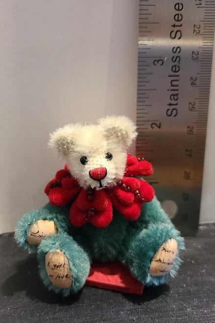 Miniature  Teddy Bear - A Gift of Love