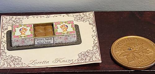 Victorian Box of Chocolates