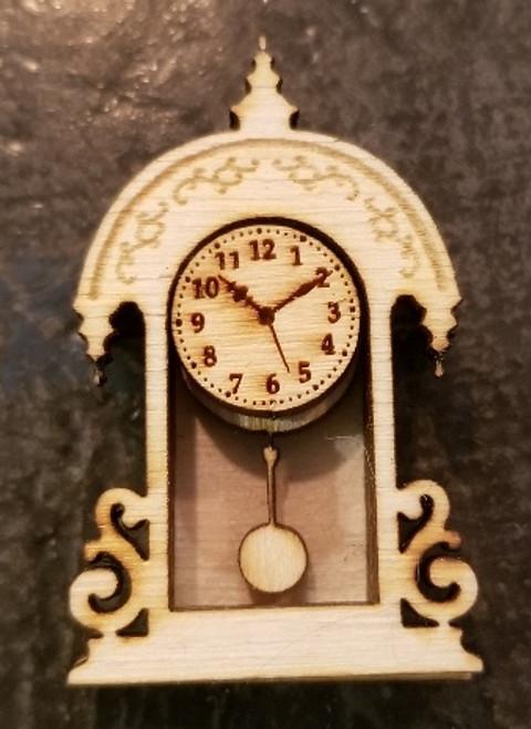 Mantle Clock Kit 1