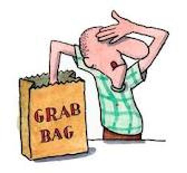 Grab Bag - $5.00