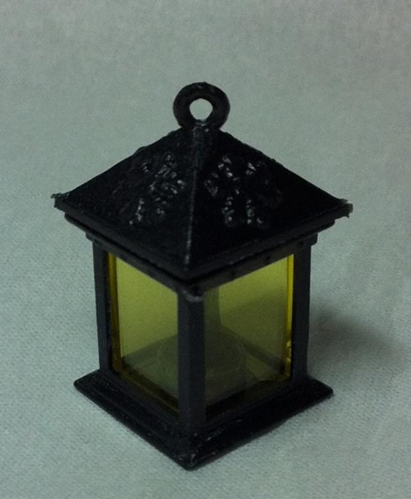 Square Lantern - Set of 2
