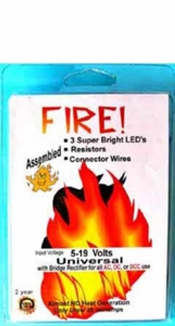 Fire!  DC