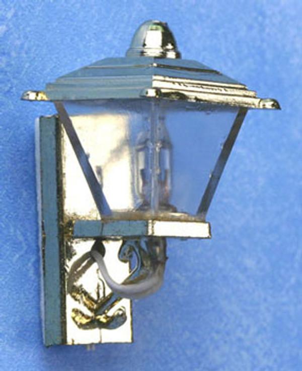 Brass Coach Light