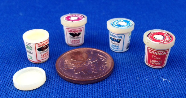 Yogurt - Set of 4