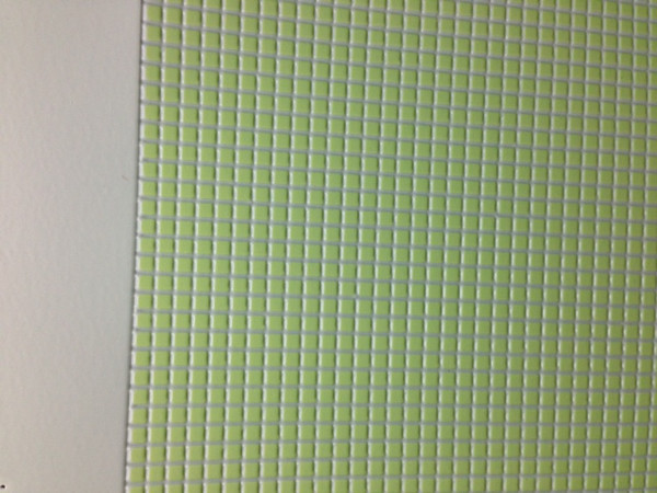 Mint Green Small Scale Flooring - Square - Large Sheet