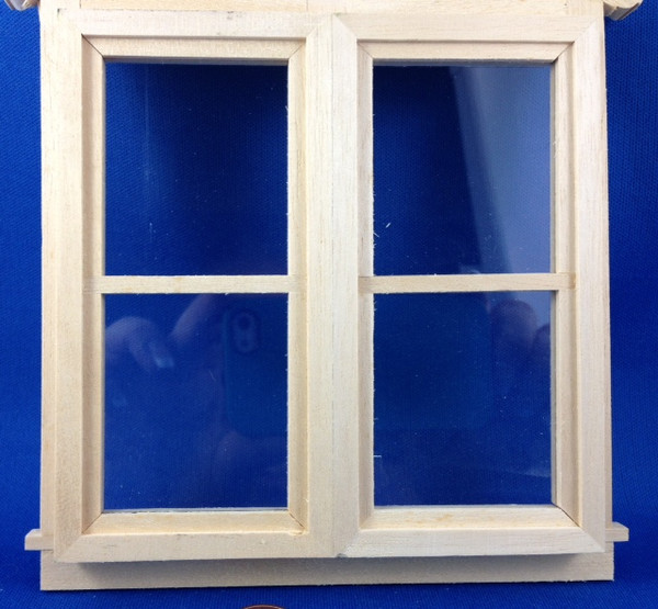 Inside of window.