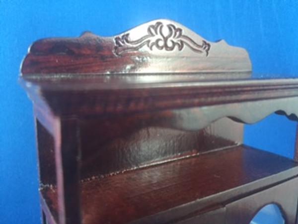 Bespaq Mahogany Cabinet