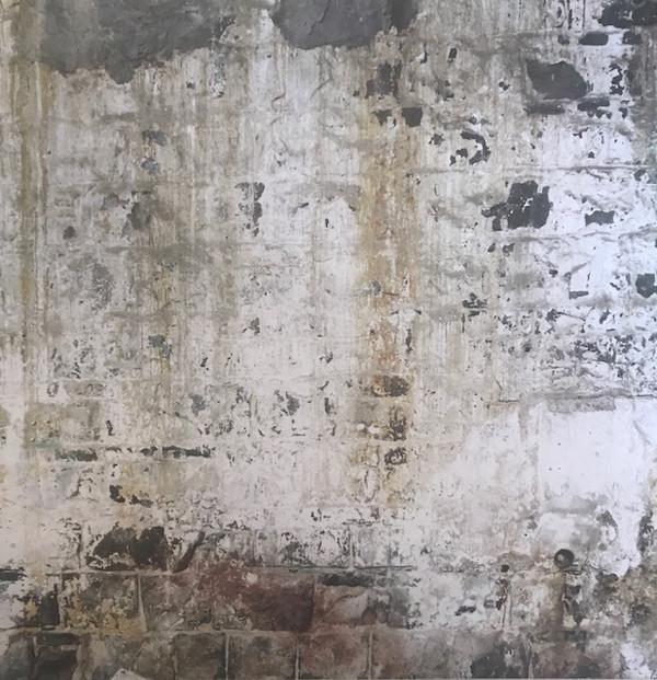Paper Wall - Distressed Blocks