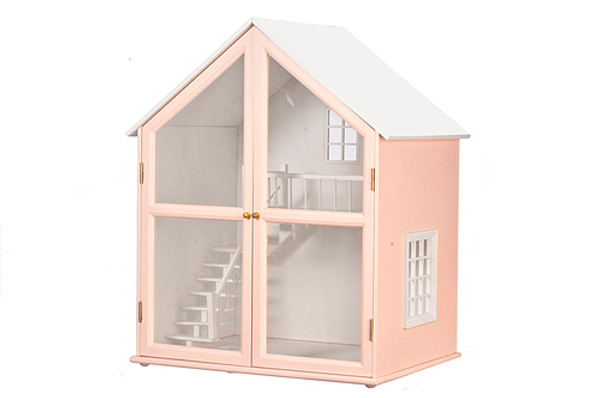 Pink Lady Dollhouse Kit