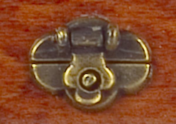 Fancy Metal Trunk Lock