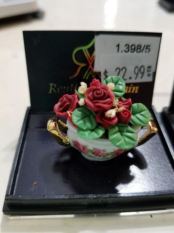Reutter Porzellan -  Bowl of Roses