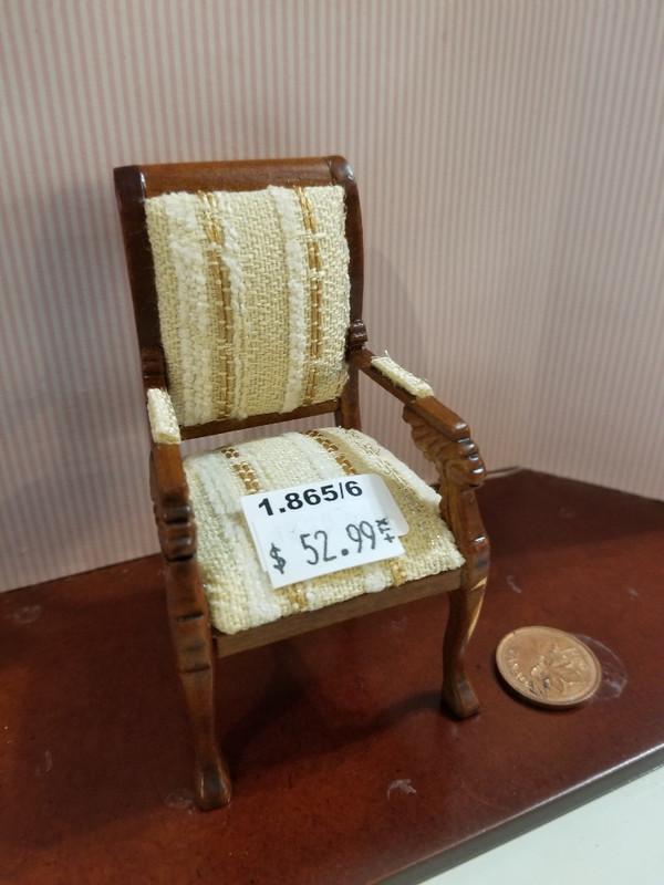 Reutter Porzellan - Upholstered Sitting Chair