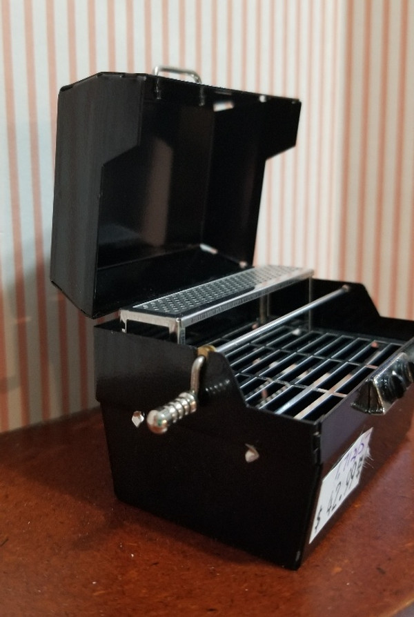 Reutter Porzellan - Metal Barbeque