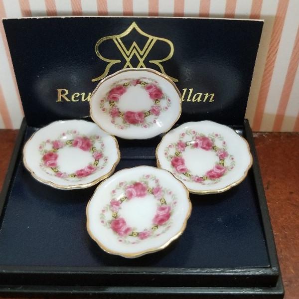Reutter Porzellan - Roseband Soup Bowl Set