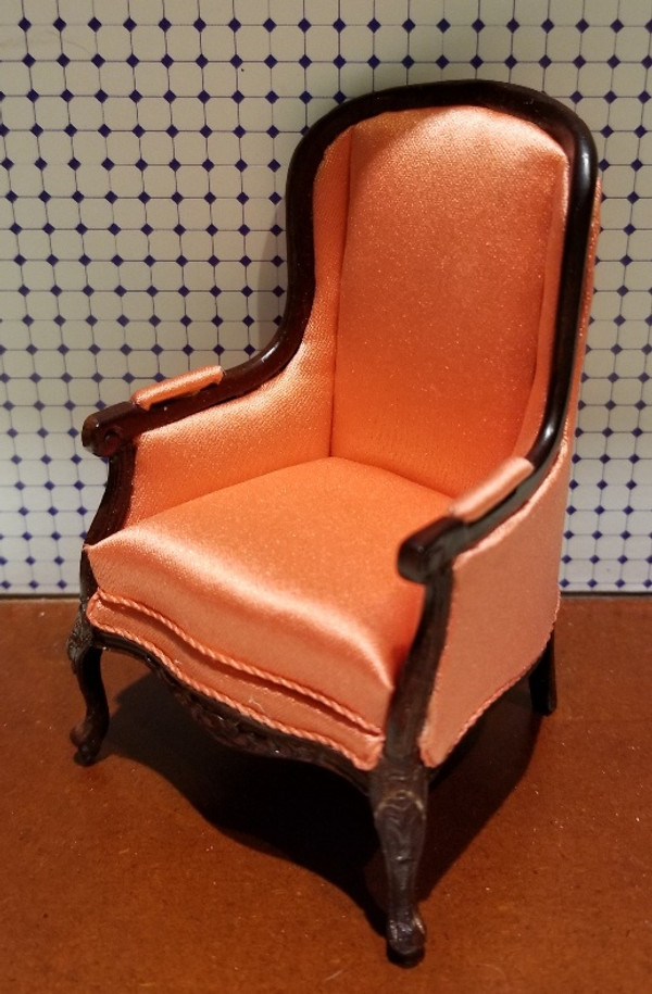 Pair of Wing Back Bespaq Chairs