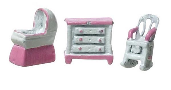 1/144 Scale Nursery Set