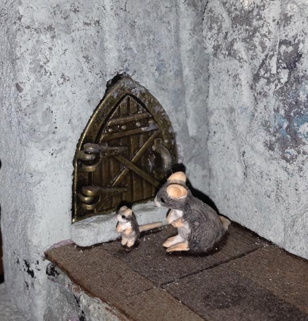 Mouse House Door #1