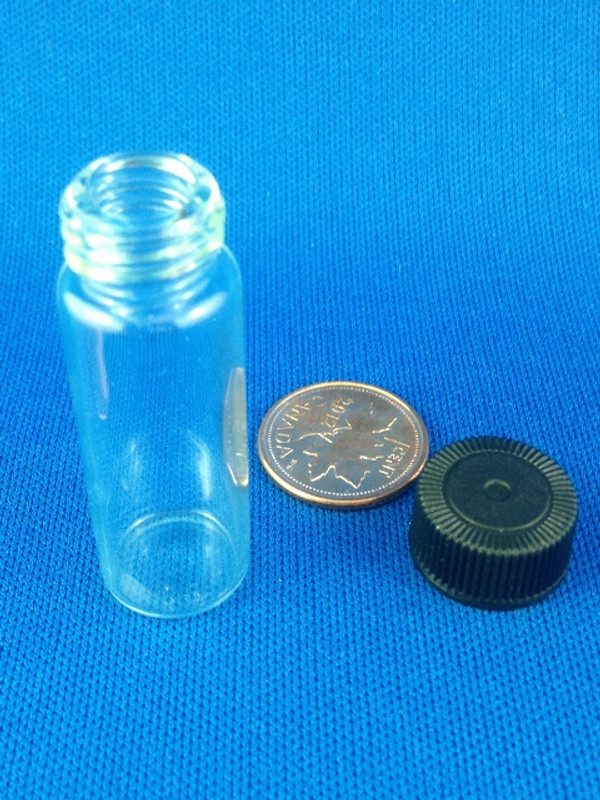 Tall Glass Bottle - Twist Top
