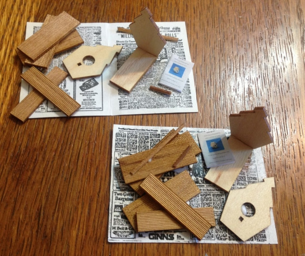 Birdhouse in the Making
