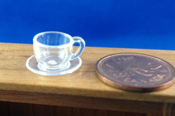 Economical Tea Cup & Saucer Set