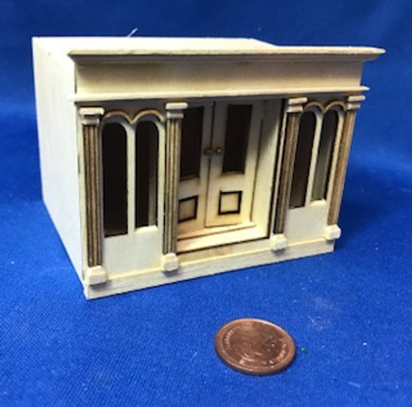 Miniature Roombox for a Dollhouse