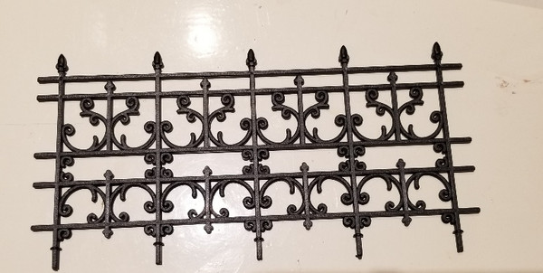 Plastic Fence Rail