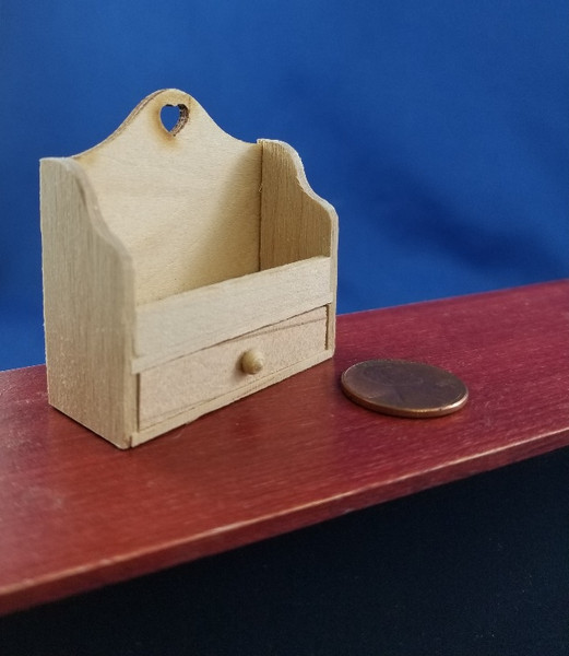 Wooden Whatnot Holder